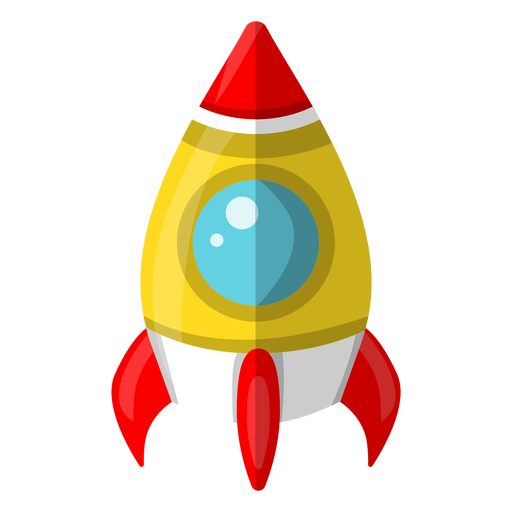 Space ship illustration Transparent PNG