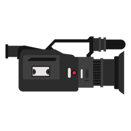 Television camera illustration