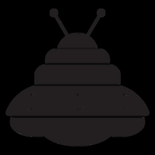 Ícone de objeto voador não identificado Transparent PNG