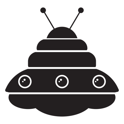 Unidentified flying object icon Transparent PNG