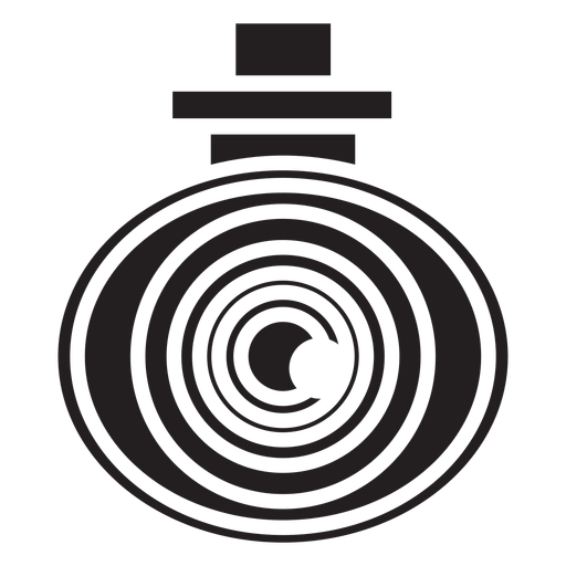 Video camera security flat icon Transparent PNG