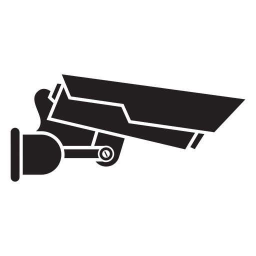 Video camera surveillance flat icon Transparent PNG