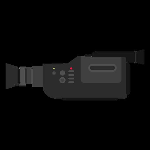 Video movie camera illustration Transparent PNG