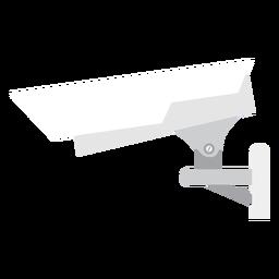 Ilustração de câmera de segurança de vídeo