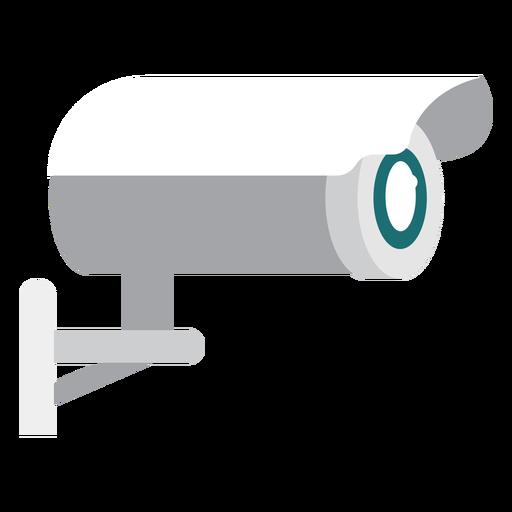 Video surveillance camera illustration Transparent PNG