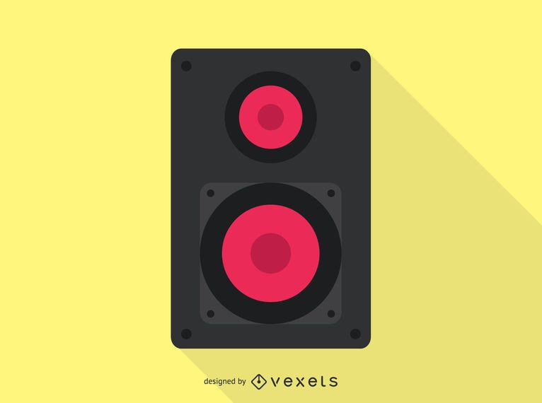 Loud speaker audio icon