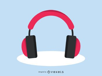 Icono de audio de auriculares