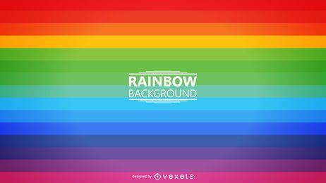 Rainbow spectrum colors background