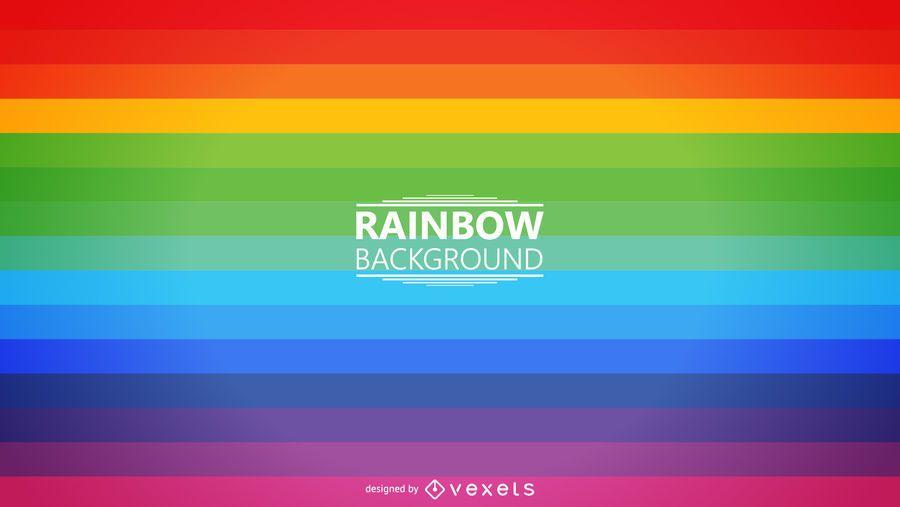 Regenbogen-Spektrum färbt Hintergrund