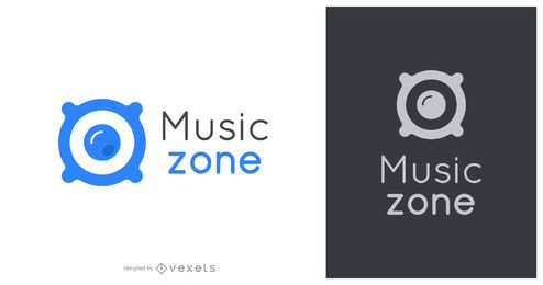 Logo de zona musical