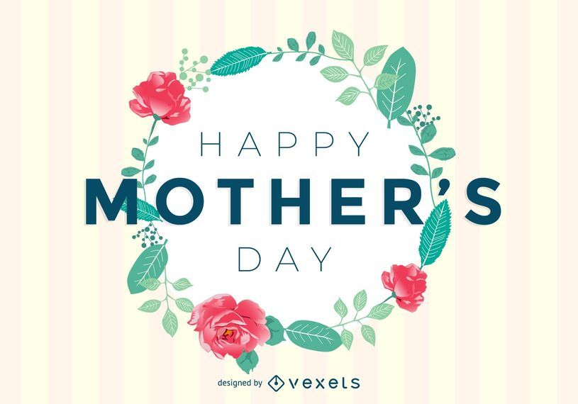 Mothers day greeting card vector download mothers day greeting card m4hsunfo