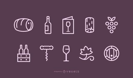 Weinikonen eingestellt