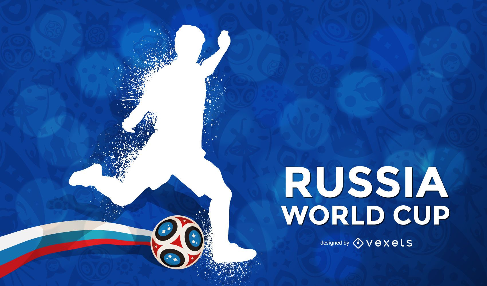 Russia world cup background