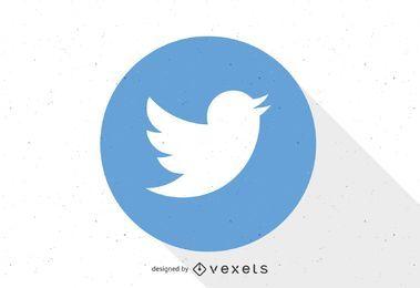 Twitter-Logo-Vorlage