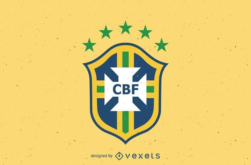 Logo der Fußball-Konföderation Brasiliens