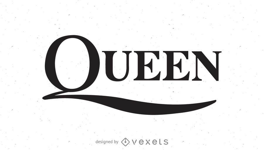 Queen band logo