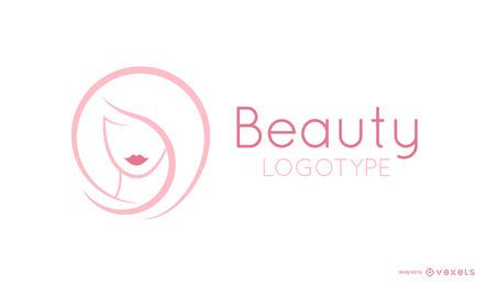Beauty-Logo-Vorlage