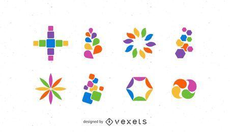 Paquete de dise�o de logotipo