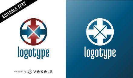 Logotipo do círculo de comunicação