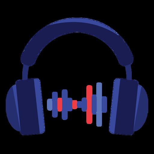 Icono de auriculares de audio Transparent PNG