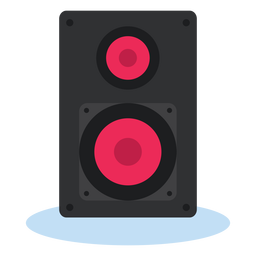 Audio loudspeaker icon
