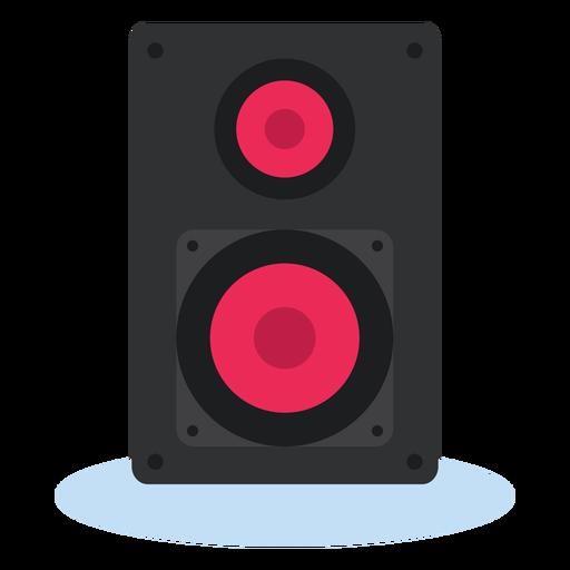 Ícone de alto-falante de áudio Transparent PNG