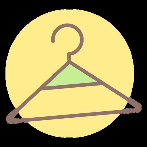 Icono de círculo de suspensión de ropa de bebé Transparent PNG