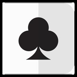 Icono de la tarjeta de clubes