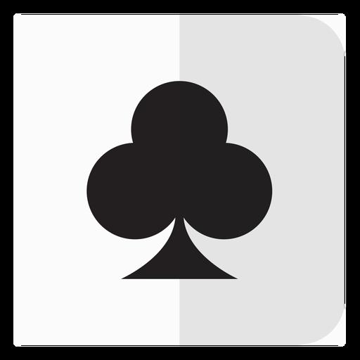 Ícone do cartão de clubes Transparent PNG