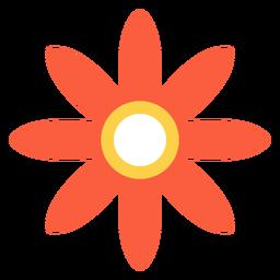 Elemento flor hippie