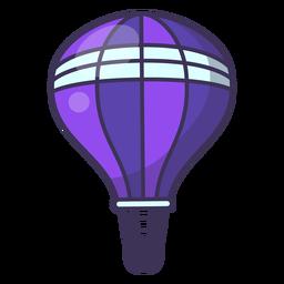 Clipart de balão de ar quente