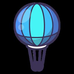 Icono de globo de aire caliente