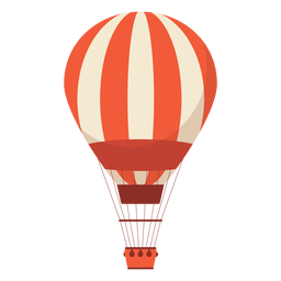 Globo de aire caliente ilustración globo de aire caliente