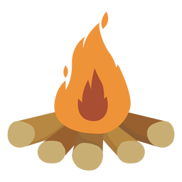 Indian campfire