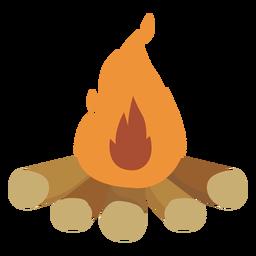 Indisches Lagerfeuer