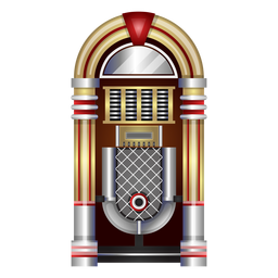 Clipart de jukebox