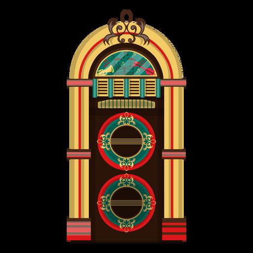 Jukebox illustration Transparent PNG