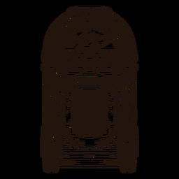 Jukebox-Skizze