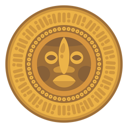 Mayan coin