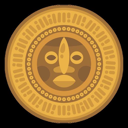 Moneda maya Transparent PNG