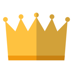 Icono de la corona real