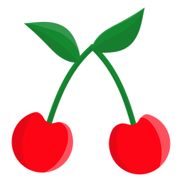 Icono de tragamonedas cheries