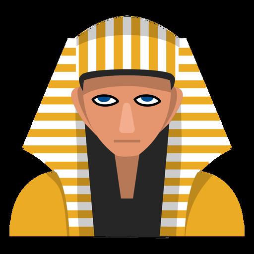 Ilustración de máscara de esfinge egipcia Transparent PNG