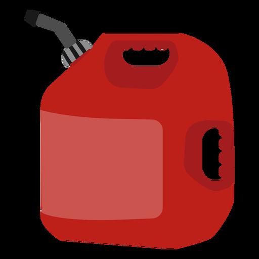 Gasoline tank illustration Transparent PNG