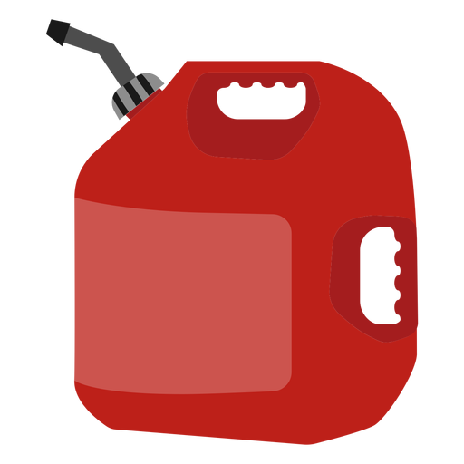 Ilustração do tanque de gasolina Transparent PNG