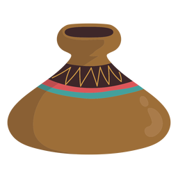 Native american jar