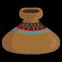Tarro nativo americano
