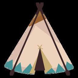 Indianer-Tipi