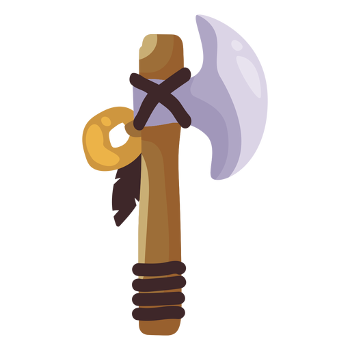 Native american tomahawk Transparent PNG