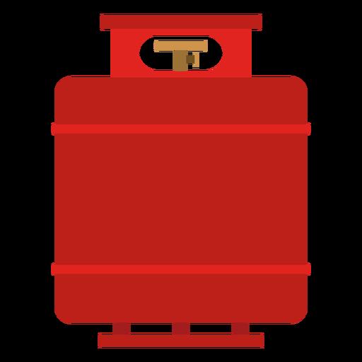 Ilustração de tanque de gás propano Transparent PNG